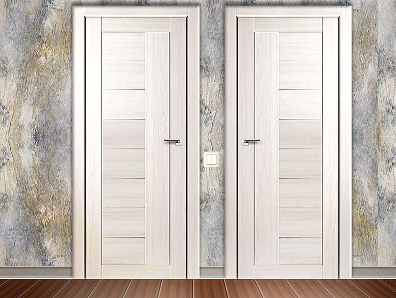 Двери в ванную комнату темный анегри
