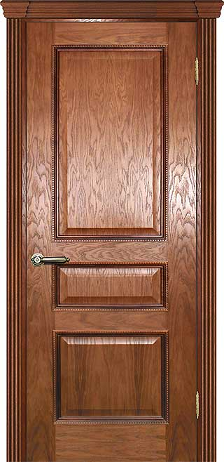 Двери из массива сосны - dveridljadomaru