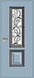 Двери на заказ с ковкой