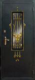 Ковка на входной двери