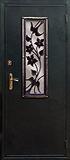 Фото двери с ковкой