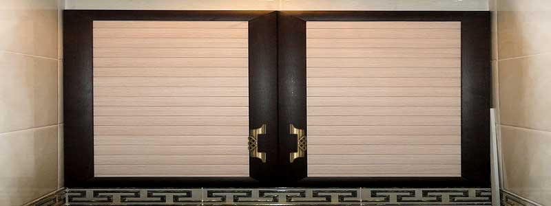 сантехнические дверцы в плитку нестандартный
