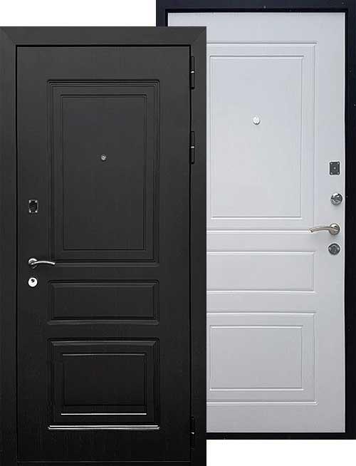 дверь входная Rex 6 с двумя панелями