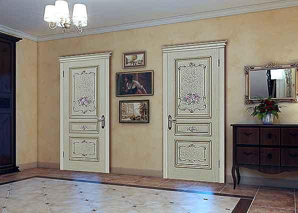 Купить двери из массива дуба в Санкт-Петербурге